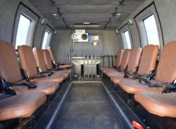Плавающий двухзвенный транспортер-тягач, 3344-20