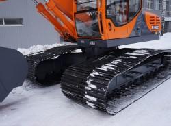 ГУСЕНИЧНЫЙ ЭКСКАВАТОР E160C